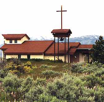 Marymount Chapel at Mesa Idaho